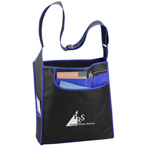 Over the Shoulder Tote It All - 24 hr