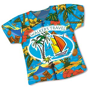 Shirt Mouse Pad - Hawaiian Main Image