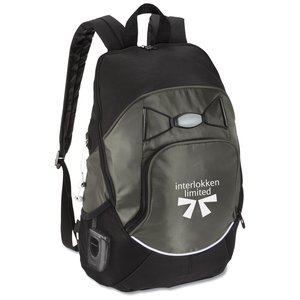 Contour Laptop Backpack Main Image