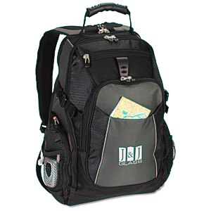 Vertex Laptop Backpack Main Image