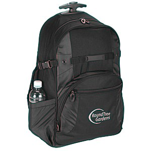 Kenwood Wheeled Laptop Backpack - Screen Main Image