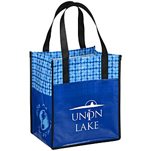 Laminated Big Grocery Bag Main Image