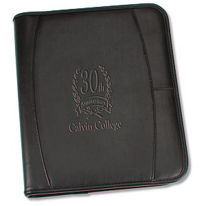 Contemporary Leather Writing Pad Main Image