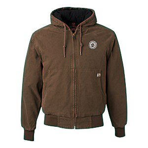 DRI DUCK Cheyenne Hooded 12 oz. Jacket Main Image