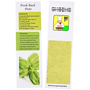 Recipe Bookmarks - Basil