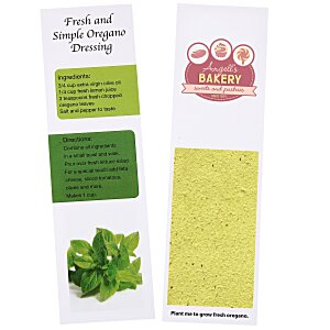 Recipe Bookmarks - Oregano Main Image