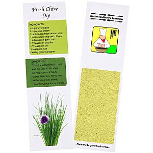 Recipe Bookmarks - Chives Main Image