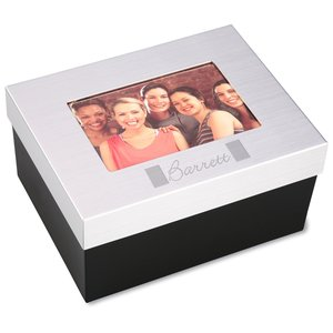 Photo Frame Gift Box - Laser Engraved Main Image