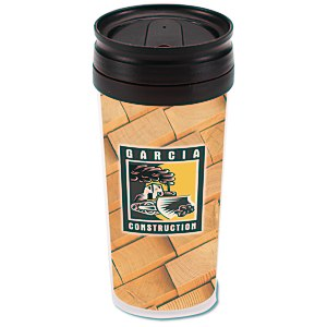 Full Color Travel Tumbler - 16 oz.