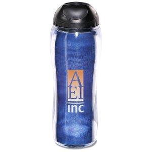 Full Color Maui Travel Tumbler - 14 oz.