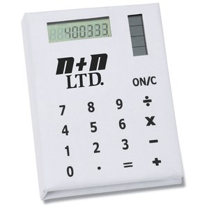 Calculator Sticky Book Main Image