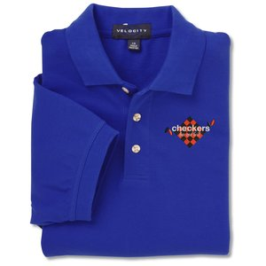 Velocity Repel & Release Pique Polo - Men's Main Image