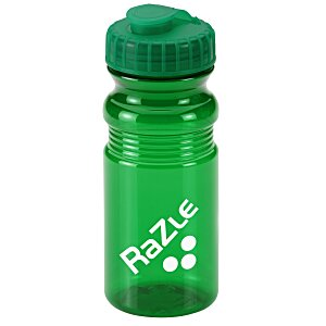 Flip Top Translucent Bottle - 20 oz. Main Image