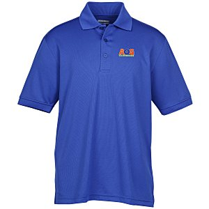 Newport Polyester Mesh Polo - Men's Main Image