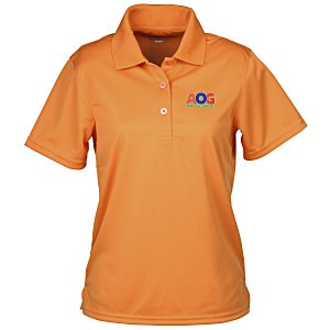 Newport Polyester Mesh Polo - Ladies' Main Image