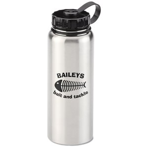 Stainless Sport Bottle - 34 oz.
