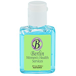 Hand Sanitizer - Tinted - 1/2 oz.