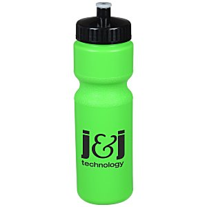 Sport Bottle with Push Pull Lid - 28 oz. Main Image