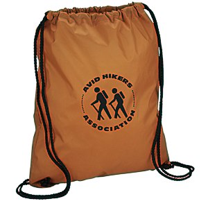 Sport Drawstring Backpack - 24 hr Main Image