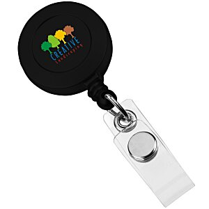 Retractable Badge Holder - Slip Clip - 24 hr Main Image