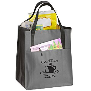 Metro Shopper Tote - 24 hr Main Image