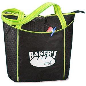 Insulated Non-Woven Cooler Tote Main Image