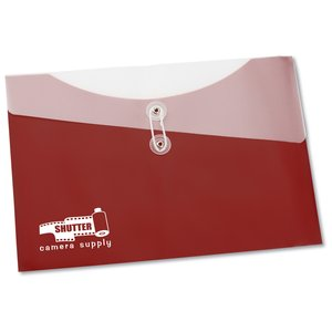 "Poly Horizontal Folder - 9"" x 13"" Main Image"