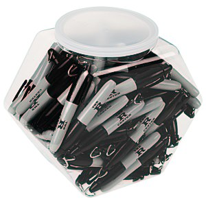 Sharpie Mini Canister - Black Main Image
