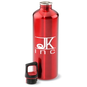 h2go Classic Stainless Steel Sport Bottle - 24 oz. - 24 hr Main Image