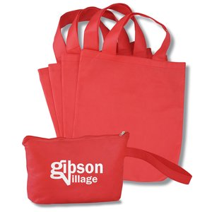 4-in-1 Shopper's Bundle - Closeout Main Image