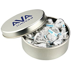 Hershey Kisses Tin Main Image