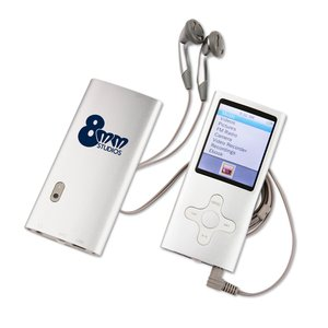 Super Slim MP4 Player - 4GB Main Image