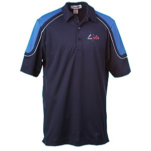 EDRY Colorblock Polo - Men's Main Image