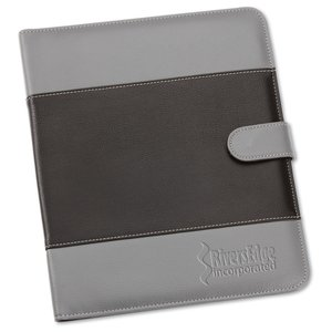 Lamis Two-Tone Folder - Closeout Main Image