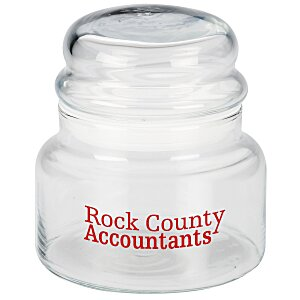 Country Canister Jar - 8 oz. Main Image