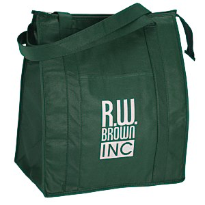 Value Insulated Grocery Tote Main Image