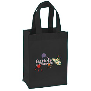 "Celebration Shopping Tote Bag - 10"" x 8"" - Full Color Main Image"