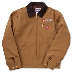 Dickies 12 oz. Duck Blanket Lined Jacket Main Image