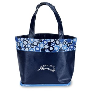 Annabelle Laminated Tote Main Image