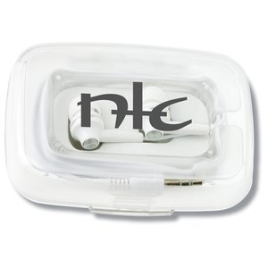 Ear Buds with Case Main Image