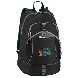 Escapade Backpack - Embroidered Main Image