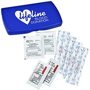 Primary Care First Aid Kit - Opaque - 24 hr