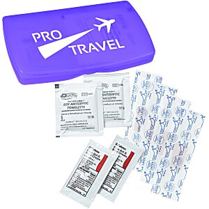 Primary Care First Aid Kit - Translucent - 24 hr Main Image