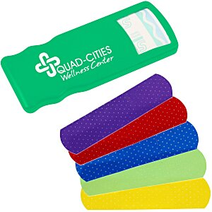 Kidz Bandage Dispenser – Opaque - Colors - 24 hr Main Image