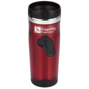 Jewel Thumbprint Tumbler - 16 oz. - Closeout Main Image