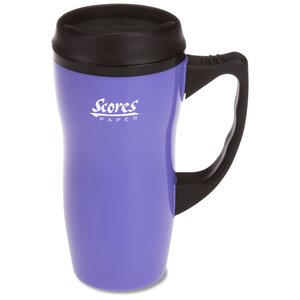 Gemini Travel Mug - 16 oz. - Closeout Main Image