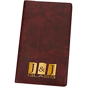 Soft Cover Tally Book - Executive - Marble Main Image