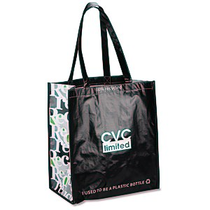 Expressions Grocery Tote - Black Main Image