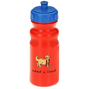Full Color Sport Bottle - 20 oz. Main Image