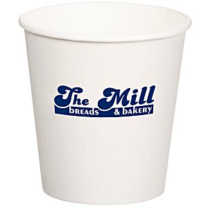 Compostable Solid Cup - 10 oz. Main Image